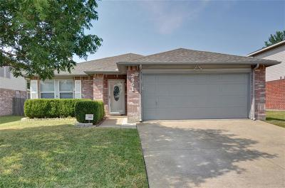 Grand Prairie Single Family Home Active Option Contract: 2951 Clemente Drive