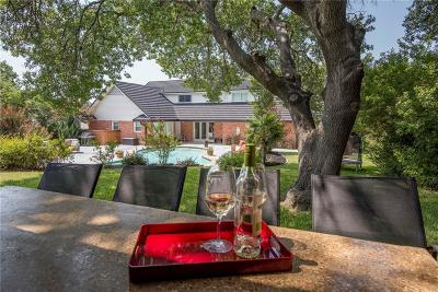 Fort Worth Single Family Home For Sale: 4025 Clayton Road E