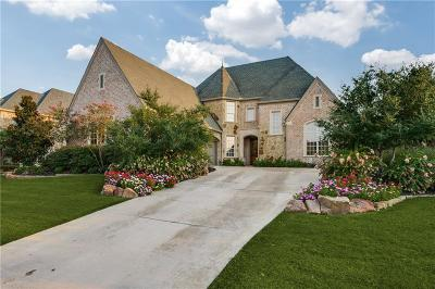 Lewisville Single Family Home For Sale: 2800 Gareths Sword Drive