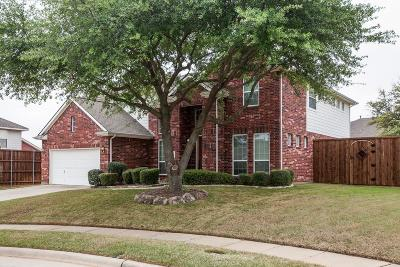 Flower Mound Single Family Home For Sale: 2105 Welch Court
