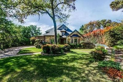 Keller Single Family Home For Sale: 749 Bandit Trail