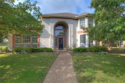 Rockwall Single Family Home For Sale: 2920 Lago Vista Lane