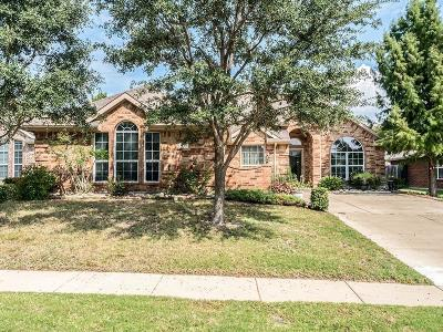 Rockwall Single Family Home For Sale: 1285 Grandview