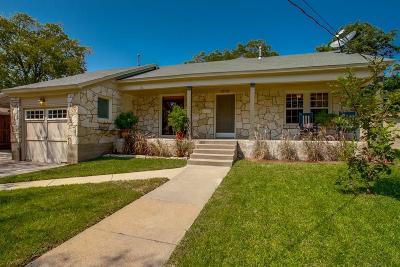 Dallas Single Family Home For Sale: 1519 Lansford Avenue