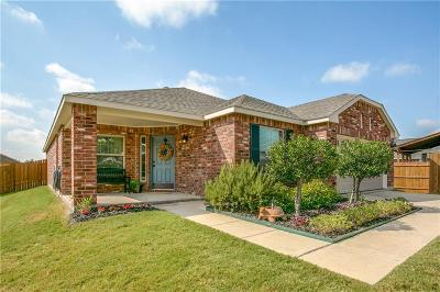 Wylie Single Family Home Active Option Contract: 1305 Fayette Court