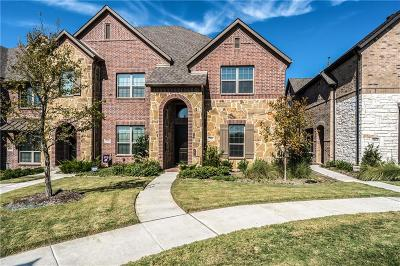Mckinney Townhouse For Sale: 7416 Mitchell Drive