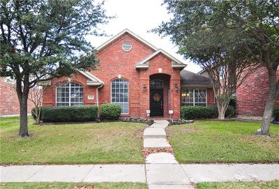 Frisco Single Family Home For Sale: 2448 Campfire Lane