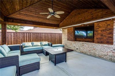 Carrollton Single Family Home For Sale: 2204 Via Del Norte Circle
