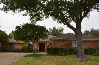 Garland Single Family Home For Sale: 6737 Lake Shore Drive