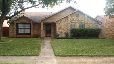 Flower Mound Single Family Home Active Option Contract: 2841 Stratford Lane