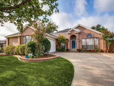 Sachse Single Family Home For Sale: 3805 Remington Court