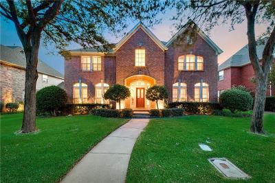 Dallas County, Denton County Single Family Home For Sale: 7420 Sugar Maple Drive