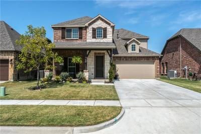 McKinney Single Family Home Active Option Contract: 10616 Parnell Drive