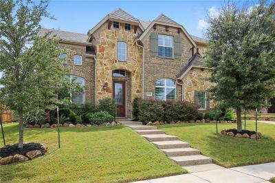 McKinney Single Family Home For Sale: 8705 Verona Drive