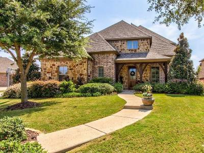 McKinney Single Family Home Active Contingent: 7005 Tilbury Court