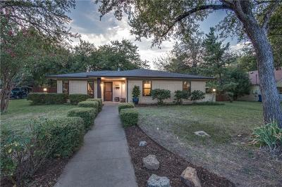 Mckinney Single Family Home Active Option Contract: 1605 N Bradley Street