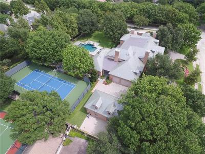 Plano Single Family Home Active Option Contract: 5601 Banister Court