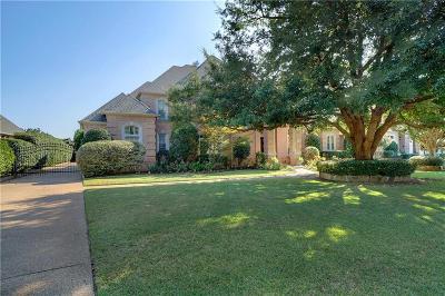 Southlake TX Single Family Home For Sale: $805,000