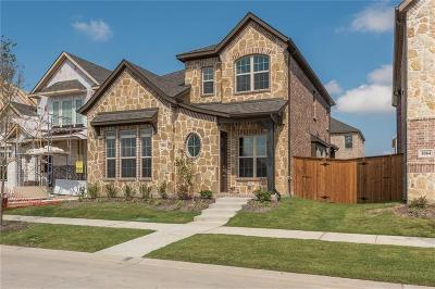 Allen Single Family Home For Sale: 1066 James Court
