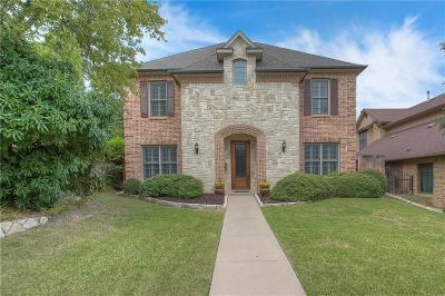 Fort Worth Single Family Home For Sale: 3754 W 6th Street