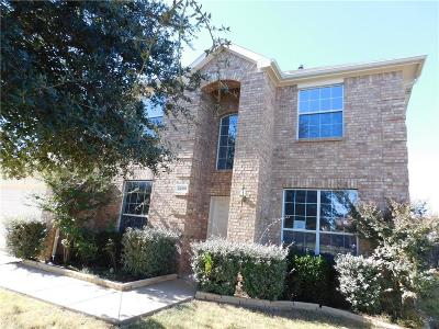 Mansfield Single Family Home For Sale: 3209 Silver Point Court