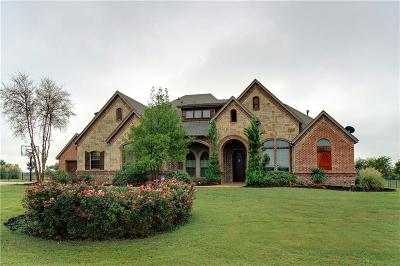 Fort Worth TX Single Family Home For Sale: $550,000