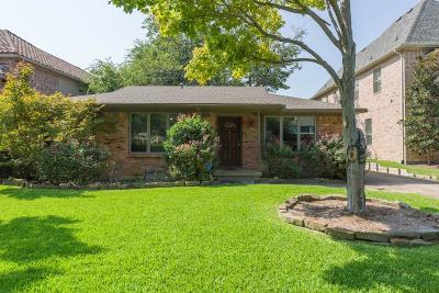 Dallas Single Family Home For Sale: 6506 Vanderbilt Avenue