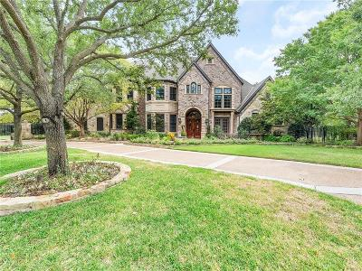 Westlake Single Family Home For Sale: 1843 Broken Bend Drive