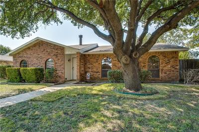 The Colony Single Family Home For Sale: 5064 Shannon Drive
