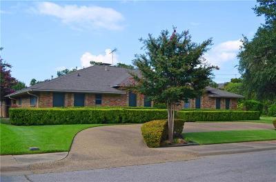 Dallas Single Family Home For Sale: 9683 Fallbrook Drive