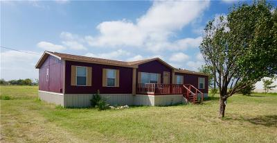 Rhome TX Single Family Home Active Option Contract: $125,000