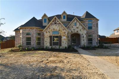 Prosper Single Family Home For Sale: 501 Hidden Lake Drive