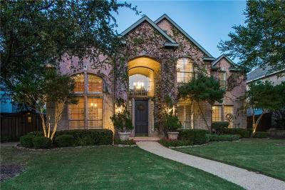 Frisco Single Family Home For Sale: 4448 Mira Vista Drive
