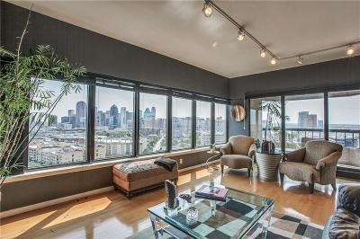 Dallas Condo For Sale: 3030 McKinney Avenue #1906