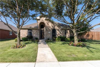 Allen Single Family Home Active Option Contract: 746 Cherry Blossom Lane