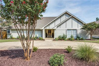 Dallas Single Family Home For Sale: 9101 Clayco Drive