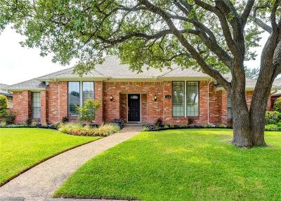 Dallas Single Family Home For Sale: 6732 Firelight Lane