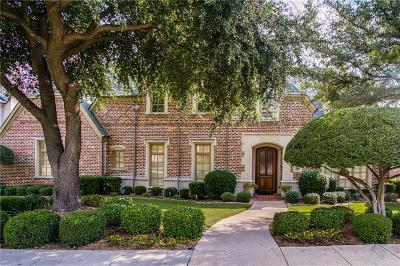 Plano Single Family Home For Sale: 2804 Shelton Way