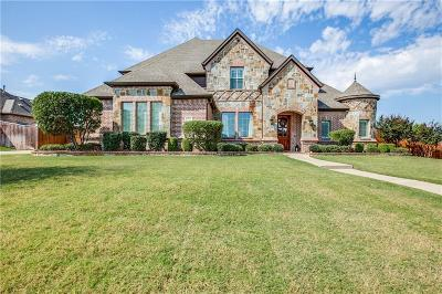 Haslet Single Family Home For Sale: 1602 Nettle Lane