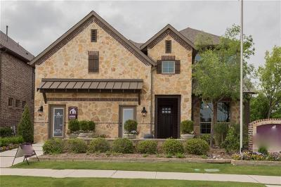 Garland Single Family Home For Sale: 3313 Rough Creek Drive
