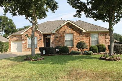 Mansfield Single Family Home Active Option Contract: 1013 Huntington Trail