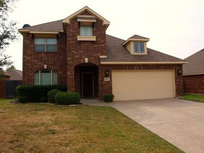 Mansfield Single Family Home For Sale: 1402 Fox Glen Trail