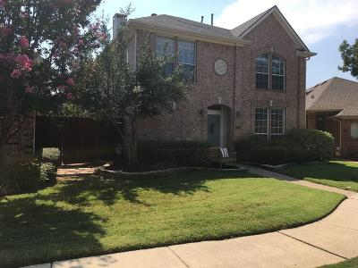 Dallas County, Denton County Single Family Home For Sale: 8715 Stonecrest Drive
