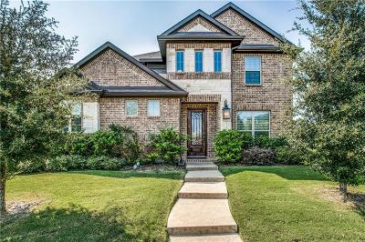 Allen Single Family Home For Sale: 965 Cougar Drive