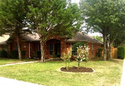 Carrollton Single Family Home For Sale: 4000 Del Ray Court