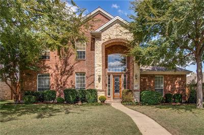 Allen Single Family Home Active Contingent: 1607 Whispering Glen Drive