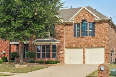 Grand Prairie Single Family Home For Sale: 4912 Marsh Harrier Avenue
