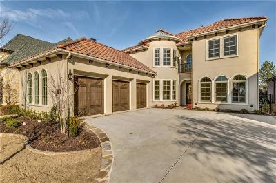 Mckinney Single Family Home For Sale: 6204 Avalon Woods Drive