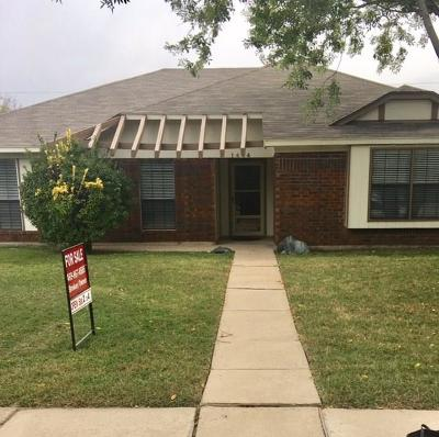 Allen Single Family Home Active Option Contract: 1404 Gardenia Drive