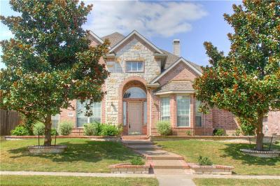 Plano Single Family Home For Sale: 8301 Bridespring Drive